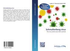 Portada del libro de Schmallenberg virus