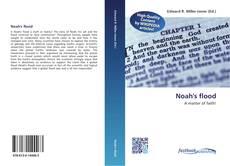 Bookcover of Noah's flood