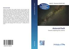 Bookcover of Asteroid belt