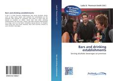 Capa do livro de Bars and drinking establishments