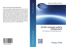 Обложка Earth's average surface temperature