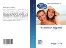 The secret of happiness kitap kapağı