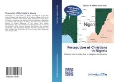 Buchcover von Persecution of Christians in Nigeria