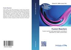Bookcover of Fusion Reactors
