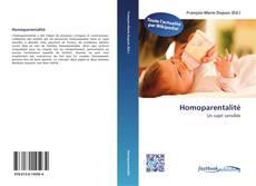 Capa do livro de Homoparentalité