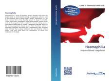Bookcover of Haemophilia