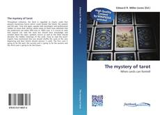 Bookcover of The mystery of tarot