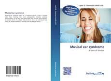 Musical ear syndrome的封面