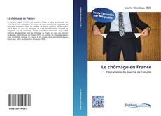 Couverture de Le chômage en France
