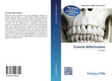 Cranial deformation kitap kapağı