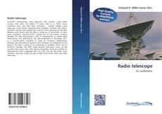 Buchcover von Radio telescope
