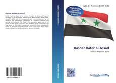 Bashar Hafez al-Assad kitap kapağı