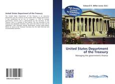 Bookcover of United States Department of the Treasury