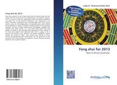 Couverture de Feng shui for 2013