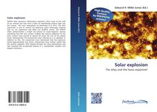 Bookcover of Solar explosion