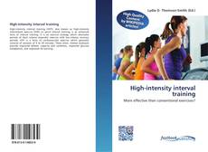 Bookcover of High-intensity interval training