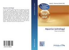Обложка Aquarius (astrology)