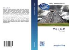 Who is God? kitap kapağı