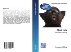 Bookcover of Black cats