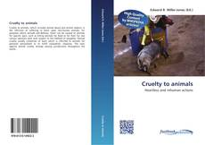 Bookcover of Cruelty to animals