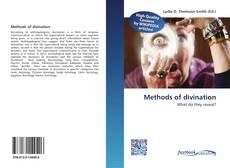 Buchcover von Methods of divination