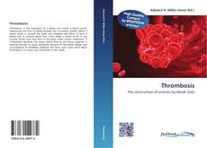 Bookcover of Thrombosis