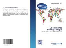 La croissance démographique kitap kapağı
