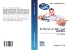 Bookcover of Emotional and Behavioral Disorders