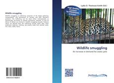 Copertina di Wildlife smuggling