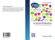 Le festival d'Angoulême kitap kapağı