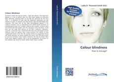Bookcover of Colour blindness
