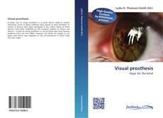 Visual prosthesis kitap kapağı