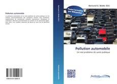 Pollution automobile kitap kapağı