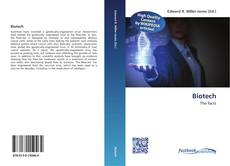 Bookcover of Biotech
