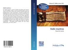 Couverture de Vedic mantras