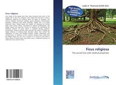 Buchcover von Ficus religiosa