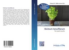 Bookcover of Ocimum tenuiflorum
