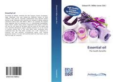 Bookcover of Essential oil