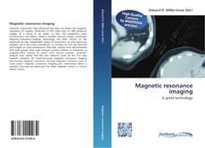 Portada del libro de Magnetic resonance imaging