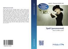 Spell (paranormal) kitap kapağı