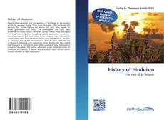 Borítókép a  History of Hinduism - hoz