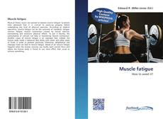 Couverture de Muscle fatigue