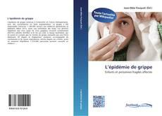 Capa do livro de L'épidémie de grippe