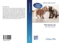 The house cat kitap kapağı