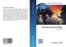 Christian demonology kitap kapağı
