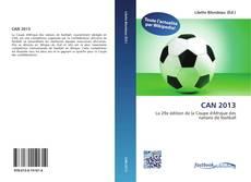 Couverture de CAN 2013