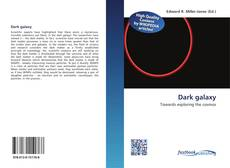 Bookcover of Dark galaxy