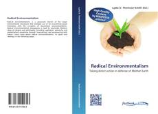 Bookcover of Radical Environmentalism