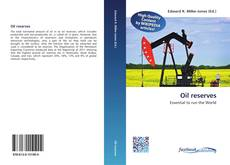 Bookcover of Oil reserves