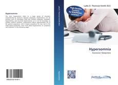 Hypersomnia的封面